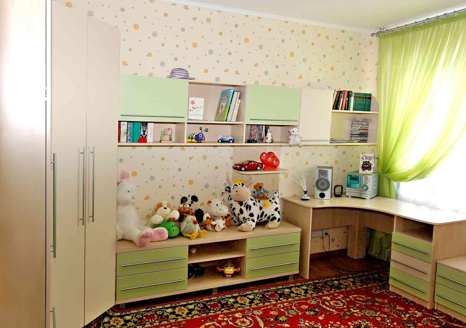 """Изготовление мебели под заказ =фирма """"канон"""":детская мебель."""